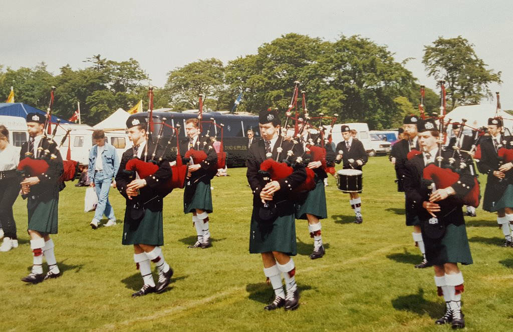 SLOT in 1991 @ Inverness