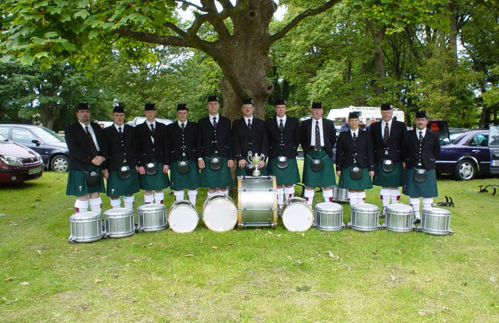 SLOT : 2003 All Ireland Drumming Champions