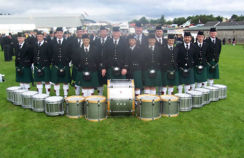 SLOT:World Drumming Champions, 2006